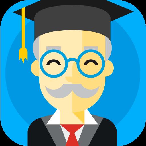 FlashAcademy® - Language Learning Icon