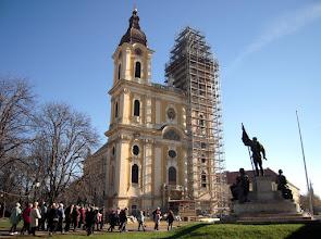 Photo: A Nagyboldogasszony érseki főszékesegyház, a hazai érett barokk építőművészet legfontosabb alkotásai közé tartozik