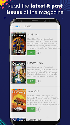 Discovery Channel Magazine - Revenue & Download estimates