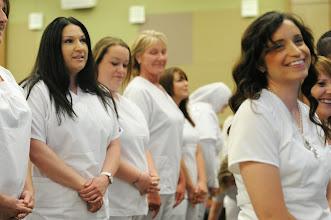 Photo: Ivy Tech Nurse Pinning Ceremony on May 8, 2014
