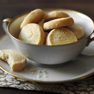 Parmesan Shortbreads Recipe