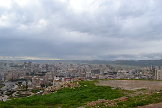 Photo: A view of Mardin (new town)