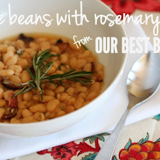 White Beans with Rosemary