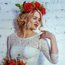 Wedding photographer Oksana Kim (oksana1kim). Photo of 23.04.2016