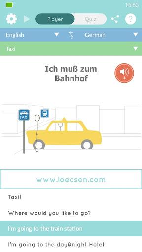 Loecsen - Audio PhraseBook  screenshots 2