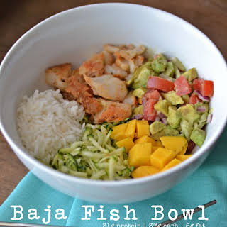 Baja Fish Bowl.