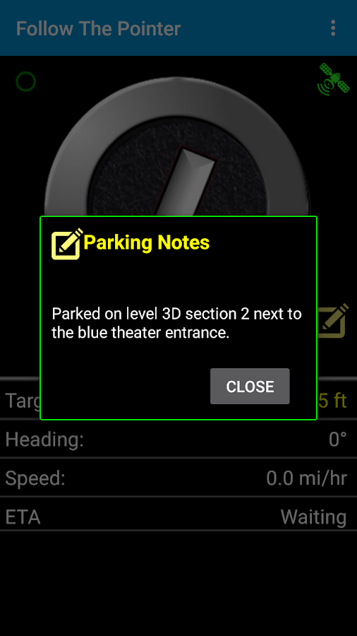 Find My Car - GPS Navigation- screenshot
