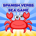 Spanish Verbs Learning Game icon
