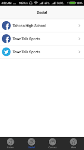 Tahoka Sports Radio- screenshot thumbnail