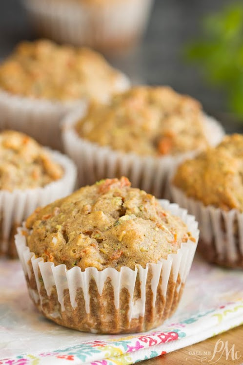 Super Healthy Muffins Recipe