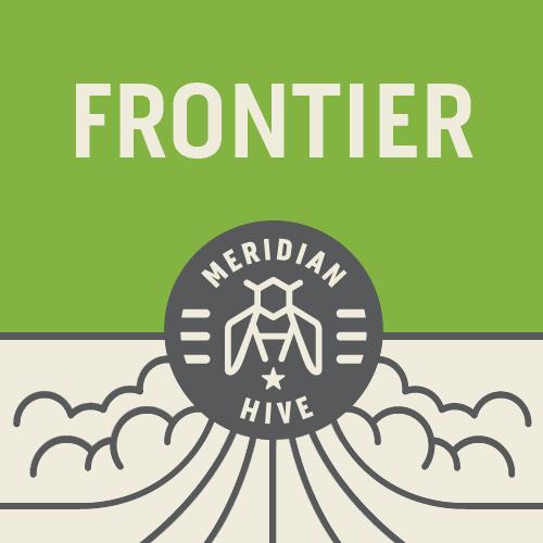 Logo of Meridian Hive Frontier