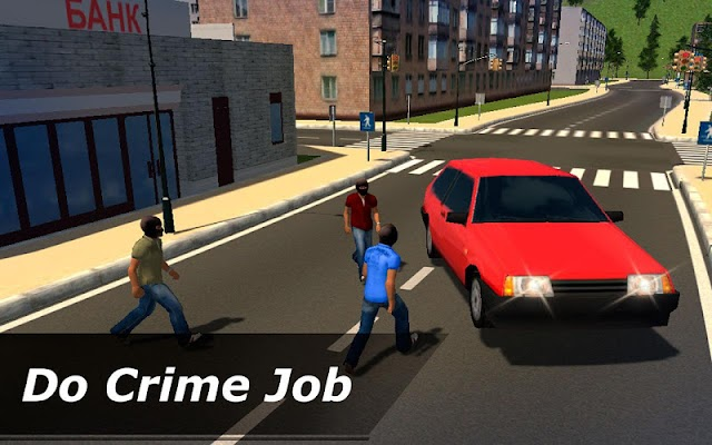 Russian Mafia: Gangster Driver - screenshot