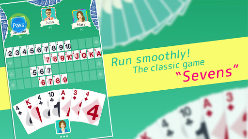 Sevens - Free Card Game filehippodl screenshot 11