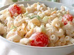 Lynn's Macaroni Salad Recipe