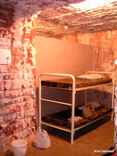 Photo: Dugout in Coober's Peddy