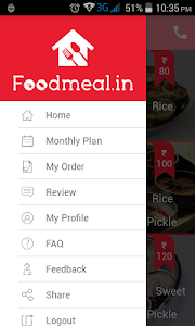 FoodMeal screenshot 1