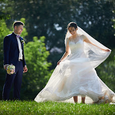 Wedding photographer Yuriy Amelin (yamel). Photo of 11.10.2018