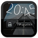 Dark Pro GO Locker Theme icon
