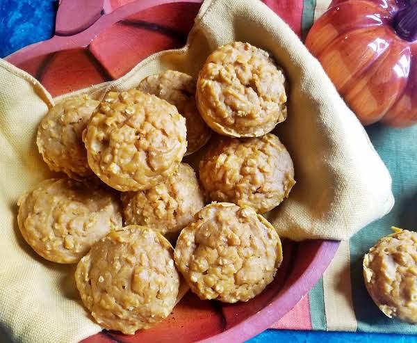 Pumpkin Cider Oatmeal Muffins Recipe