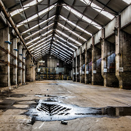 by Fabian Dejace - Buildings & Architecture Decaying & Abandoned