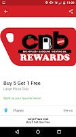 Screenshot of CN Brown Rewards