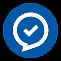 오피스메신저 icon