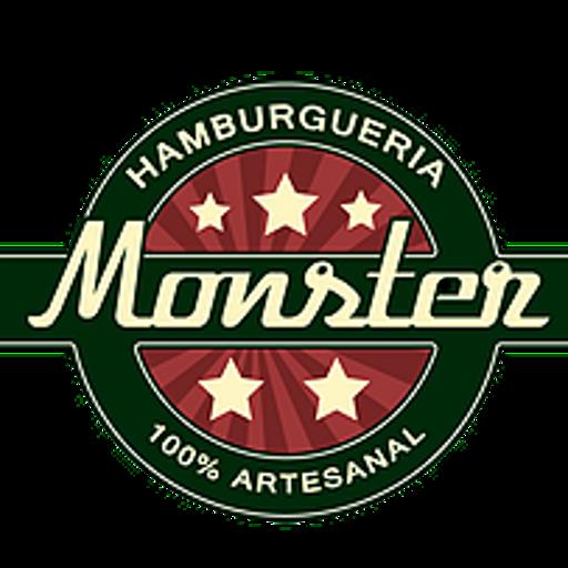 Monster Burger Delivery
