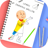 Learn How to Draw Caillou