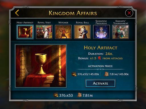 Rage War: Time Battles  screenshots 24