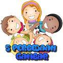5 Perbedaan Gambar anak anak
