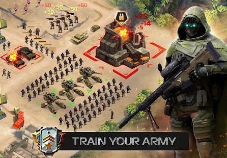 Soldiers Inc: Mobile Warfare- screenshot thumbnail