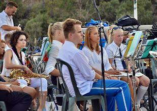 Photo: Репетиция финского оркестра - на берегу озера Вулесмени
