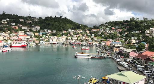 grenada-harbor-2.jpg - The colorful harbor of St. George's, Grenada.
