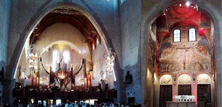 Photo: Kirchenmusik 2011 in Stockholm