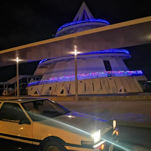 スプリンタートレノ AE86 GT-APEX 昭和61年式のカスタム事例画像 やわらかめさんの2020年01月26日22:18の投稿