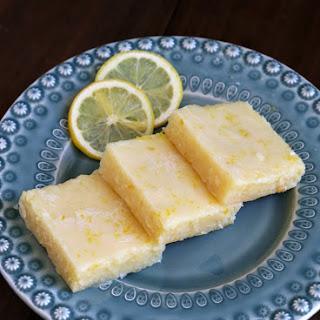Lemonies {Gluten-free}
