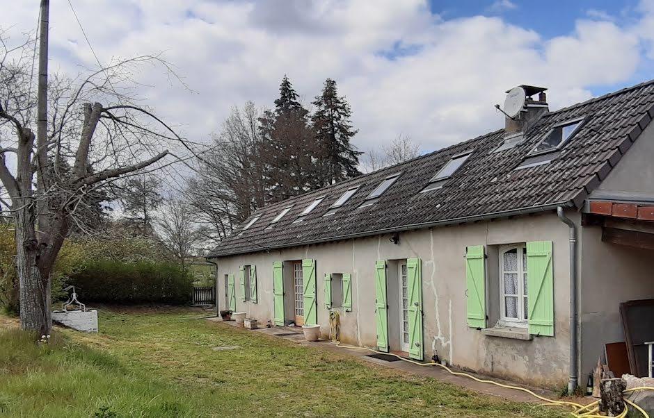 Vente maison 5 pièces 90 m² à Saint-Léopardin-d'Augy (03160), 148 400 €