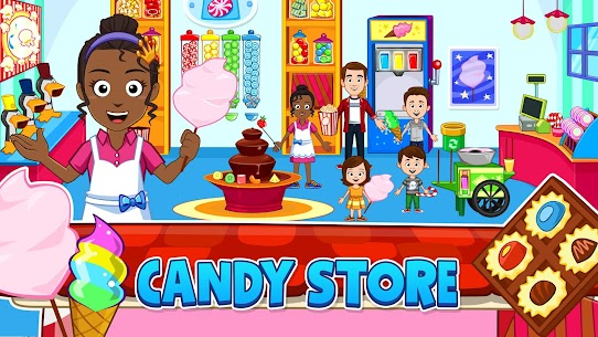 My Town : Stores MOD Apk 1.00 (Free Purchases) 3