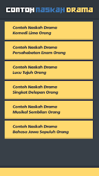 Download Contoh Naskah Drama Apk Latest Version App For Android Devices