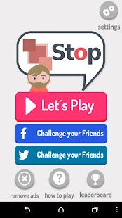 لعبة Stop متجر الاندرويد