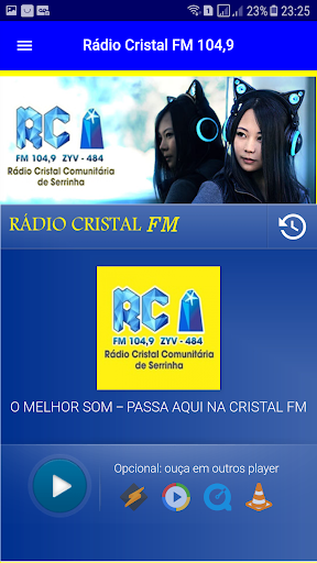 Radio Cristal 104.9 screenshots 2