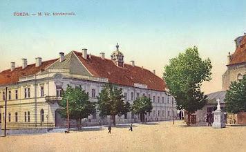 Photo: Judecatoria - ante-1918 sursa. Regi https://www.facebook.com/regikepeslapok/photos/a.1008949319120123.1073741848.996673943680994/1008957929119262/?type=3&theater