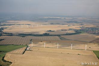 Photo: Vindmøller og atter vindmøller.