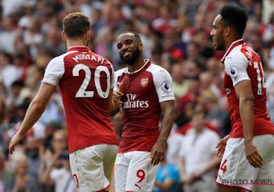 Arsenal peut-être privé d'un cadre offensif pour la réception du Standard !
