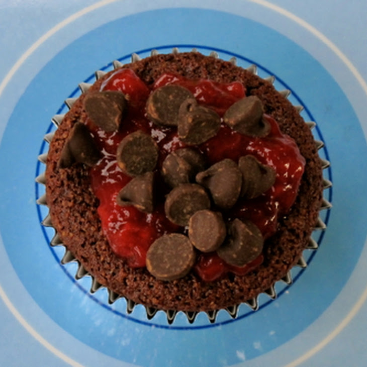 Chocolate Cupcakes From Gluten-Free Cupcakes Recipe