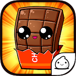 Chocolate Evolution - Idle Tycoon & Clicker Game Icon