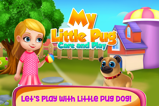 My little Pug - Care and Play 1.0.0 app download 1