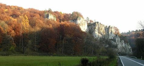 Photo: BB040391 Ojcow - kolory jesieni