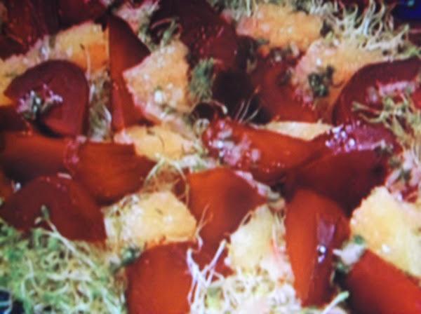 Beet And Grapefruit Salad By Eddie Recipe