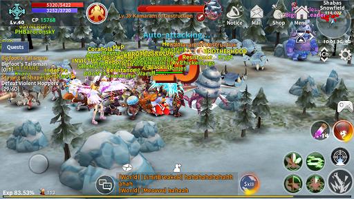 IRIS M - MMORPG 2.33 screenshots 32